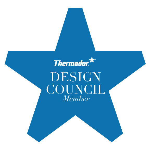 logo for Thermador Design Council
