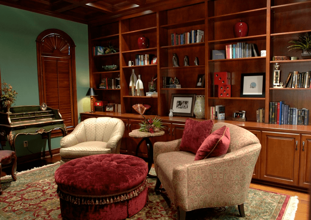 Eclectic Living Library