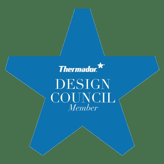 logo for Thermador Design Council