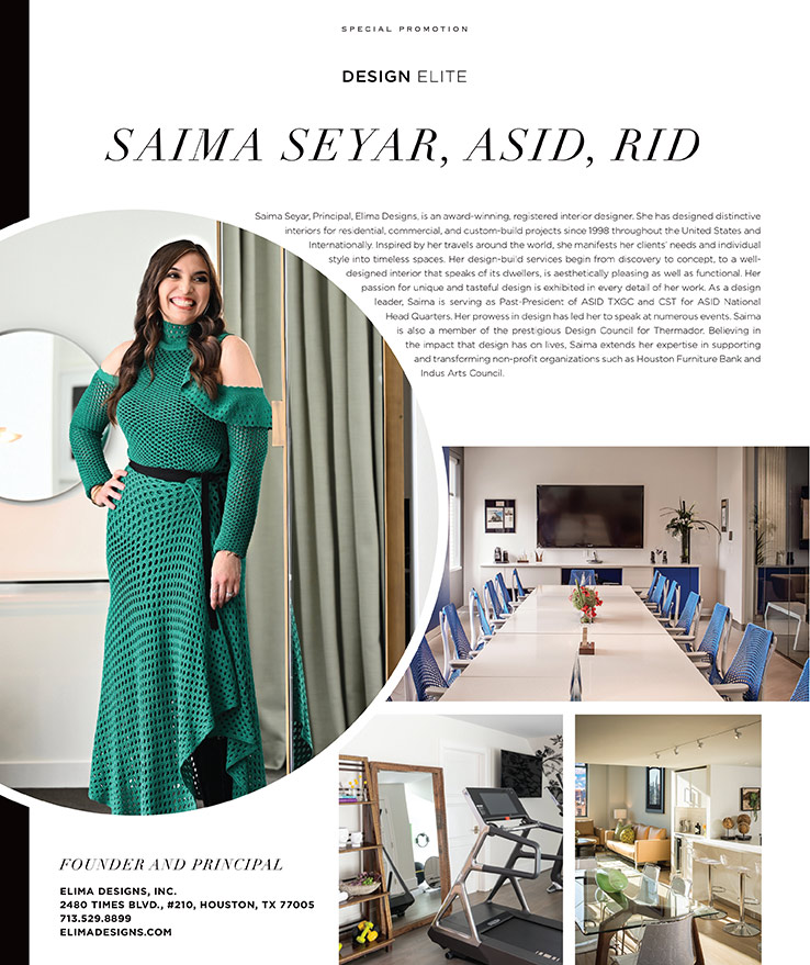 Design Elite, Modern Luxury